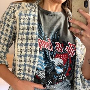 Blazer tweed